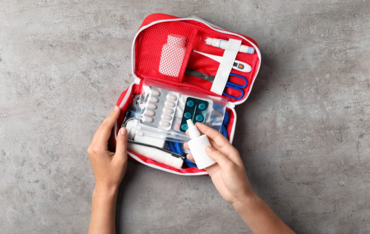 First Aid Kit: Importance and Must-Have Items