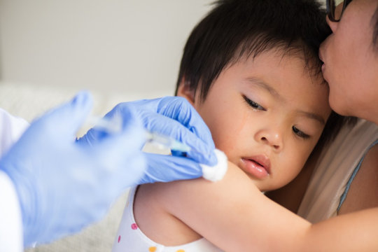 Kids and Vaccines: What, When, and Where