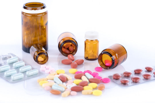 Guarding Your Kidneys Against Pills' Harmful Effects